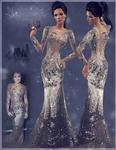 Lea Michele Dress