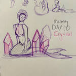 Crystal Mermaid