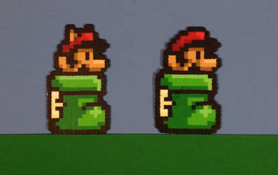 Boot Mario by nayrb00