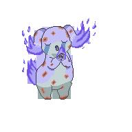 Audino Fantasma Fuego by Kurotao
