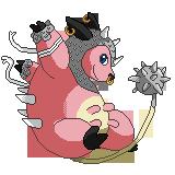 Mega Miltank by Kurotao