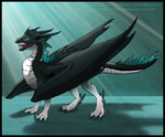 Holding M Dragon