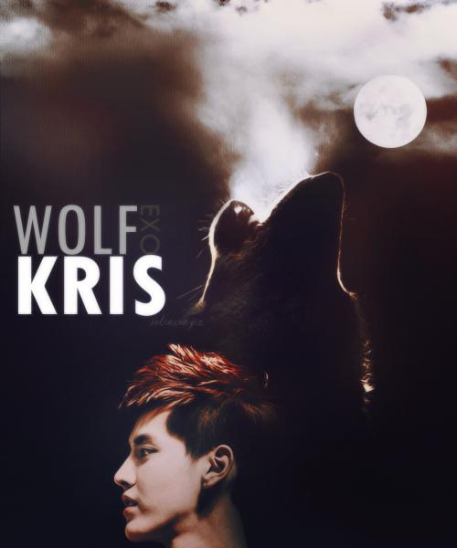 EXO Kris Wolf by JSeor...