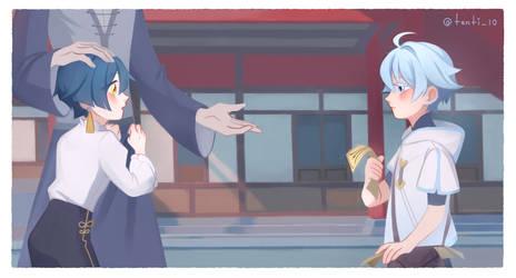 The first meeting xingyun