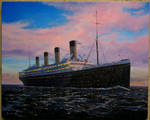RMS Britannic, 1923