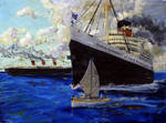 RMS Queen Elizabeth, 1946