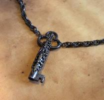 Key of the Black Cloister by Jurikova