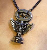 The Key of Paladin by Jurikova
