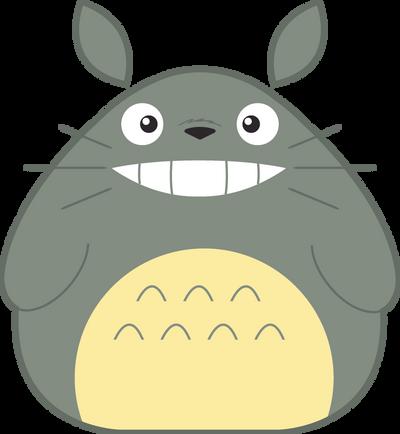 Totoro by Justin-Hoffman