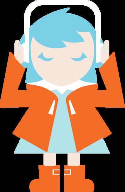 Headphones by Justin-Hoffman