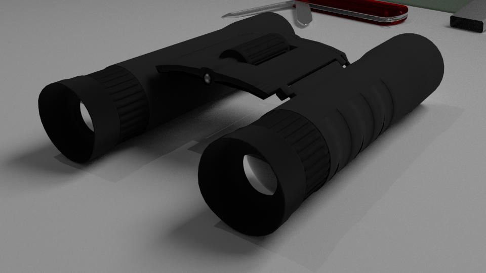 Binoculars by Tohmis