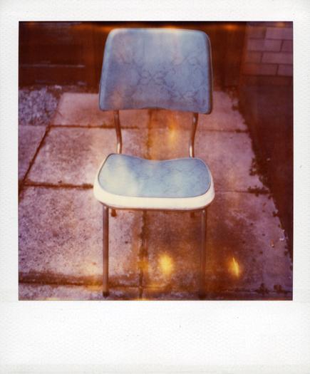 Blue Chair by lloydhughes