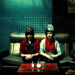 sitting together 1 by lloydhughes