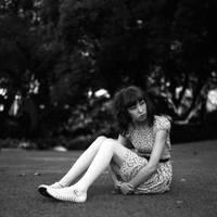 Celene black and white two by lloydhughes