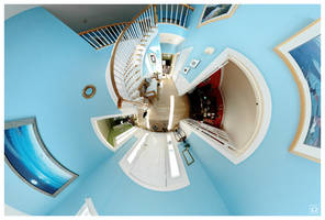 Foyer Pano by omegach