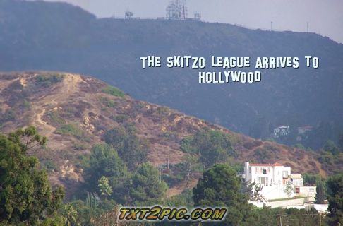 Arriving to Hollywood by ArbyMaster458