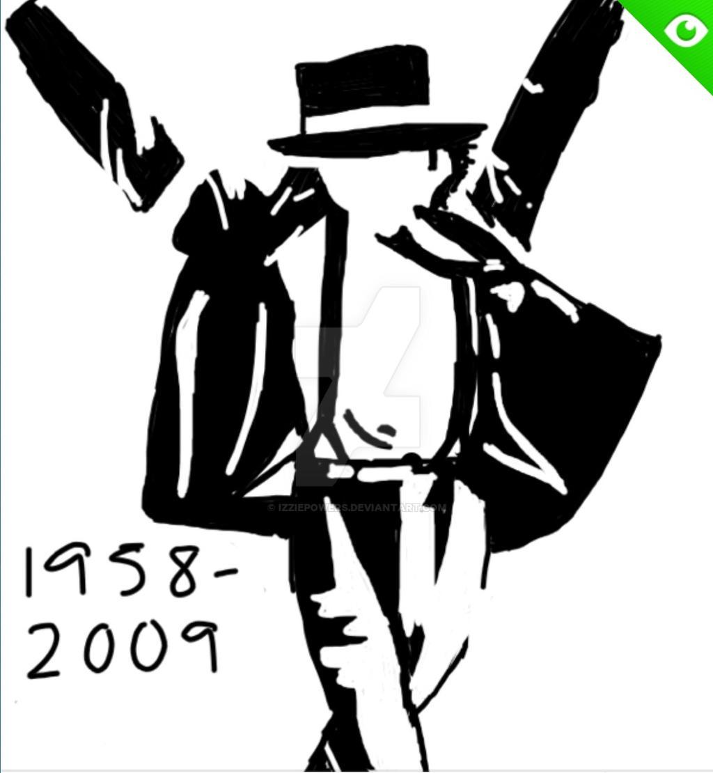 michael jacksons silhouette by izziepowers michael jacksons silhouette by izziepowers