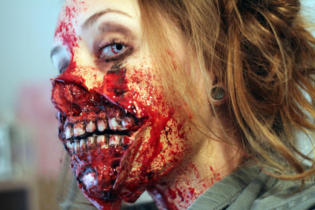Zombie Mouth by Freakmo-SFX