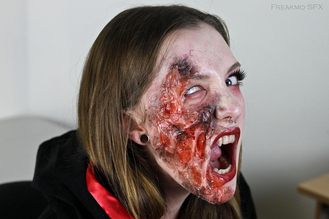 Burnt Vampire #3 by Freakmo-SFX