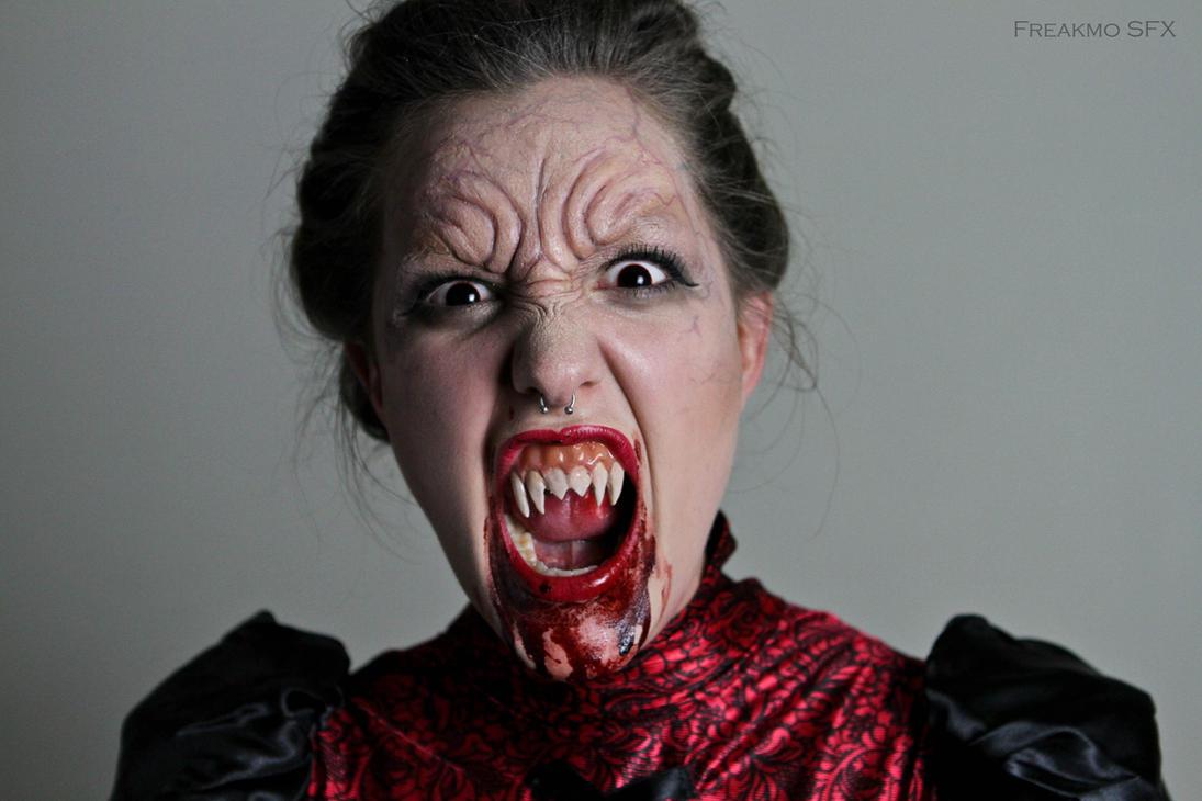 Demonic Vampire by Freakmo-SFX