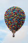 hot air balloon by Perseus67