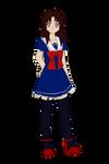 .:Adoptable Girl 2:. by EriaHime