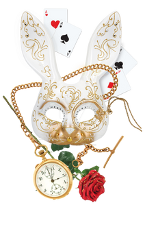 Rabbit Mask Wy24 transparent
