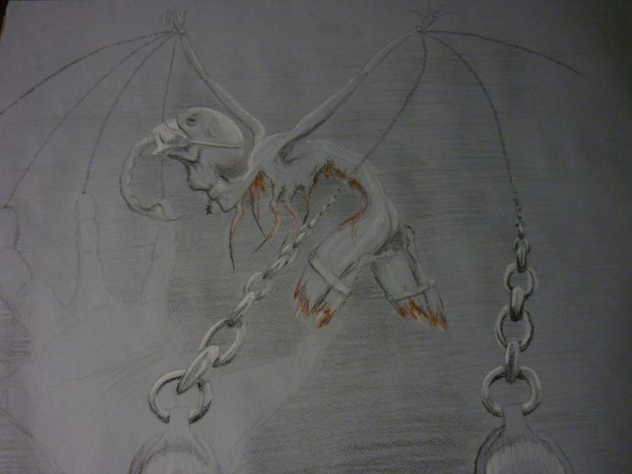 Archangel by ExperimentalNovember