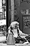 Homeless guru