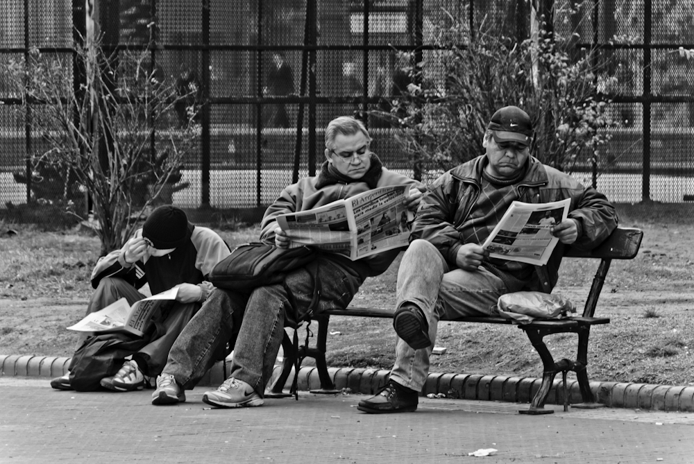 Overcrowding of readers by anahuac