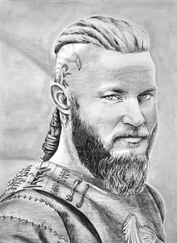 Ragnar Lothbrok By JordanLBender On DeviantArt