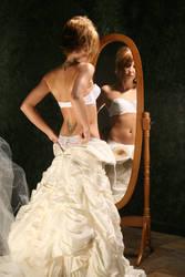 Wedding Dress by littlegreeneyes