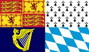Franz Von Bayern supposed coat of arms