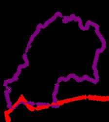 Major Roads in Marikina City