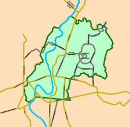 Marikina Road Map ver. 2