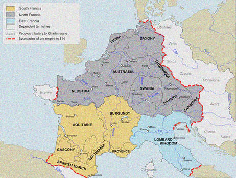 Alternate Treaty of Verdun V2