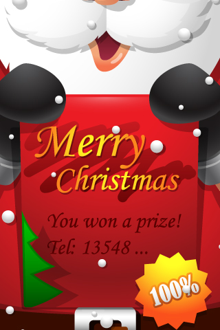 30+ Christmas iPhone Wallpapers Themes