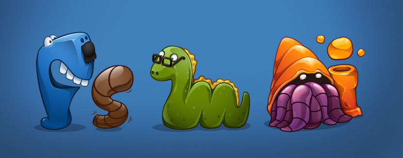 Adobe Worm Icon by harwenzhang