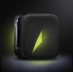 Alienware X51 by harwenzhang