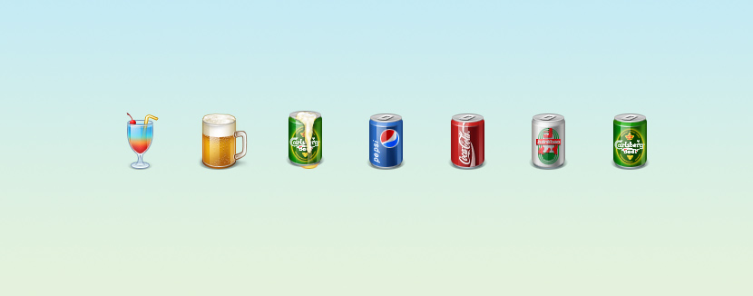 Drink icon by harwenzhang