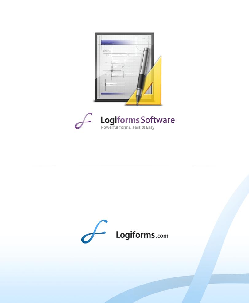 logiforms logo by harwenzhang