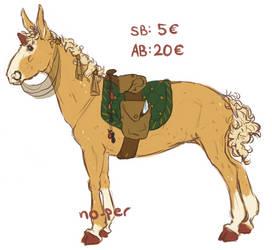 Mule auction by no-per