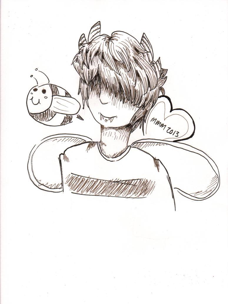 Homestuck: Mituna by Fuzzy-Neko