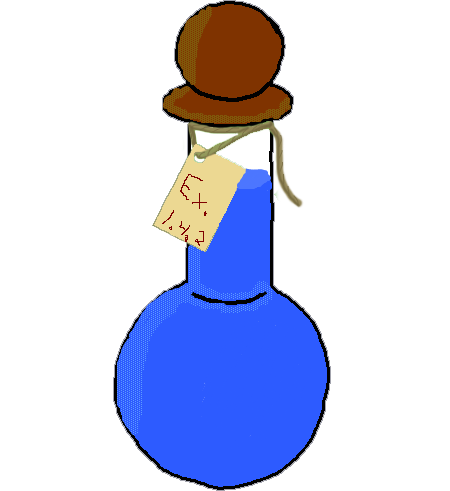 tryout potion bottle by larkawolf2009 on deviantart rh larkawolf2009 deviantart com Magic Potion Magic Potion