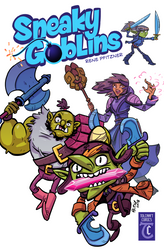 Sneaky Goblins cover by Pfitzy