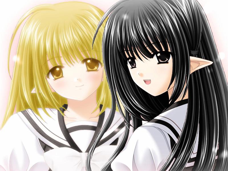 die beiden hübschen so