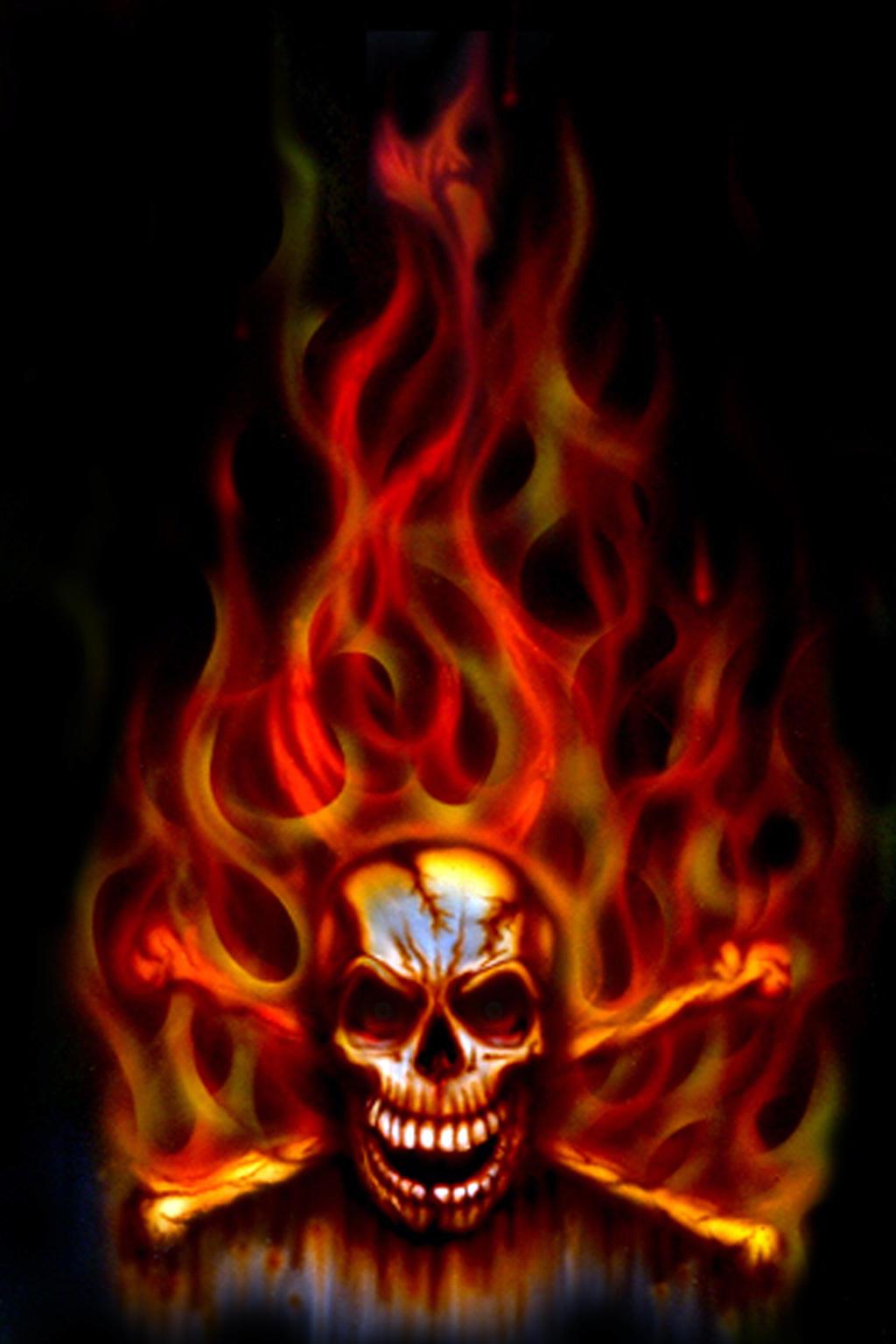 Skull fire updated by hardart kustoms on deviantart skull fire updated by hardart kustoms voltagebd Choice Image
