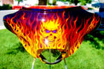 Harley Fairing - Front by hardart-kustoms