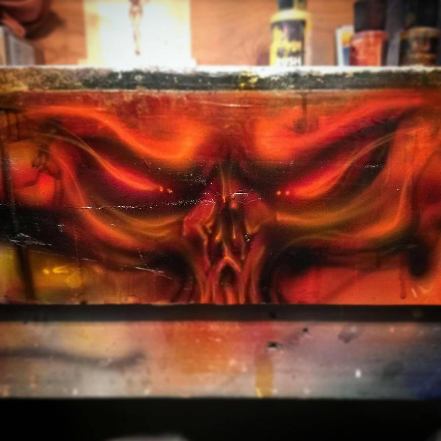 work bench art by hardart-kustoms