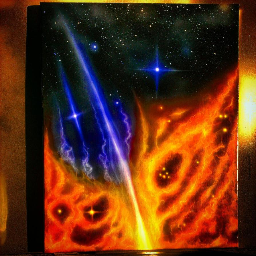 Birth of a Star by hardart-kustoms